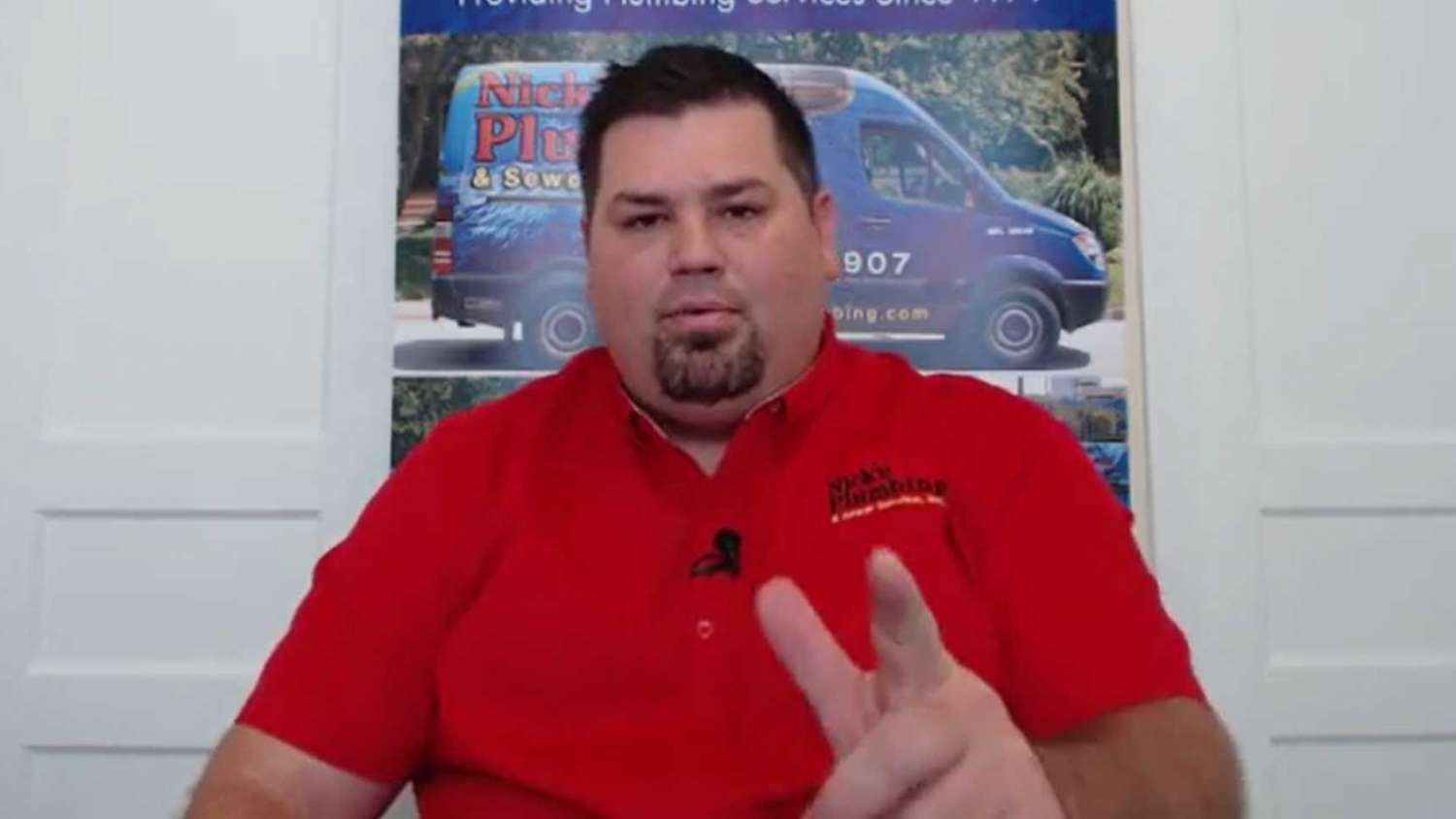 Two of Nick's Plumbing Experts in Houston Talking