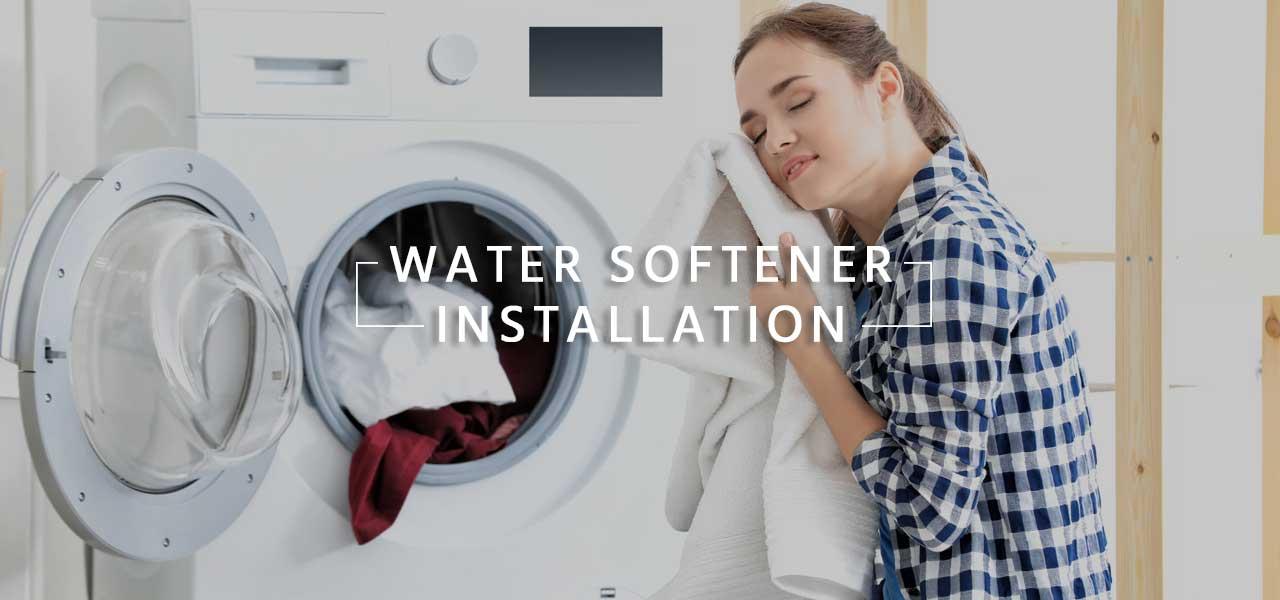 """Water Softener Installation in Houston"""