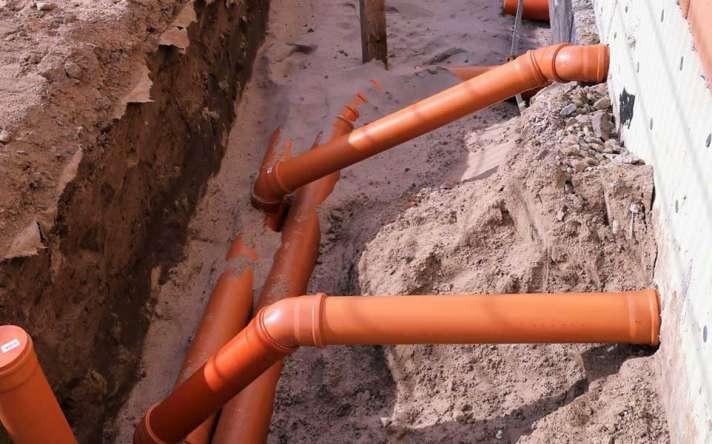 """Sewer Line Installation in Houston"""