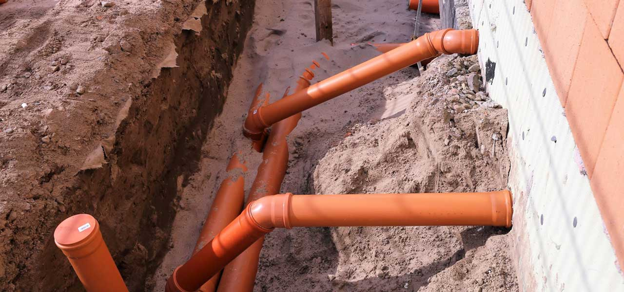 """Sewer Line Installation in Houston"""