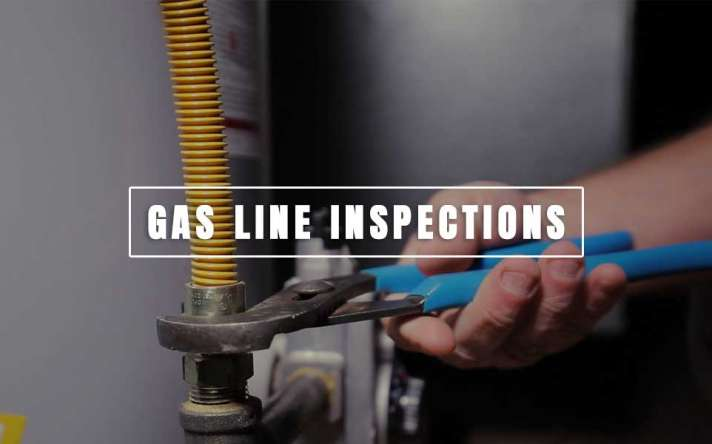 Gas Line Inspection in Houston