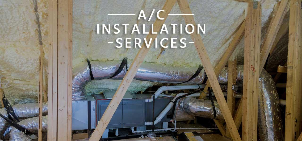 AC Installation in Houston