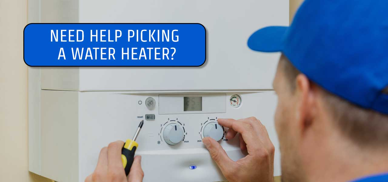 Picking the Right Water Heater in Houston