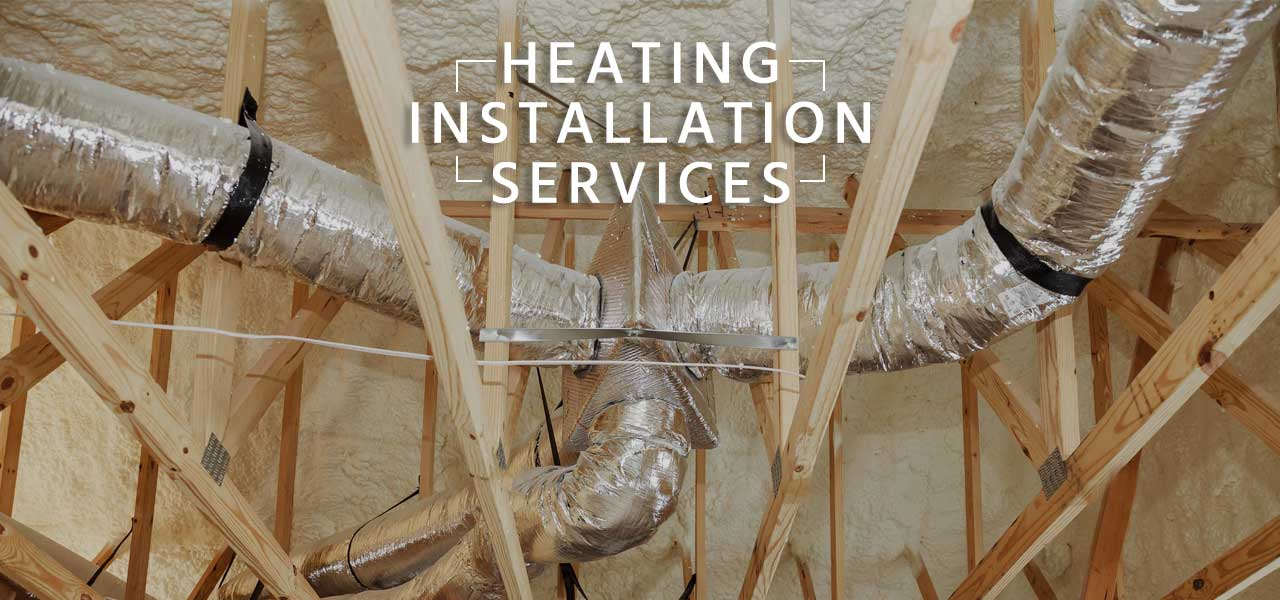 Heating Installation in Houston