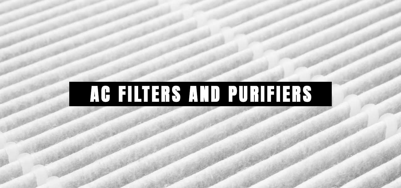 """AC Filters and Purifiers in Houston"""