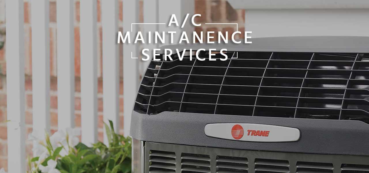 AC Maintenance in Houston