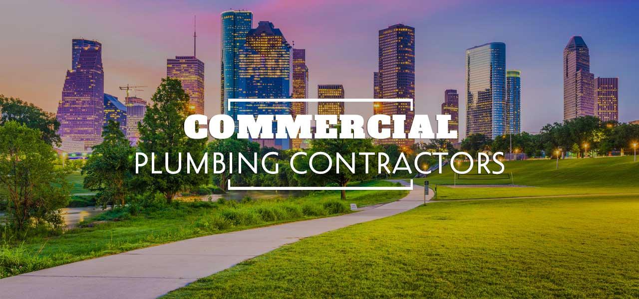 Commercial Plumbing Contractors in Houston