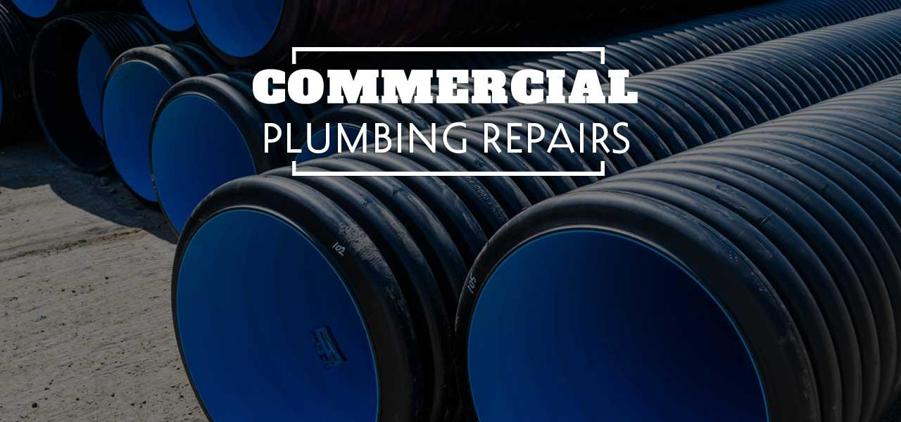 Commercial Plumbing Repair