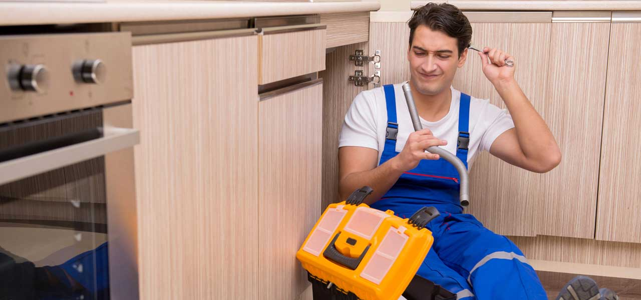 Don't Hire a Chuck - Hire a Professional Plumber
