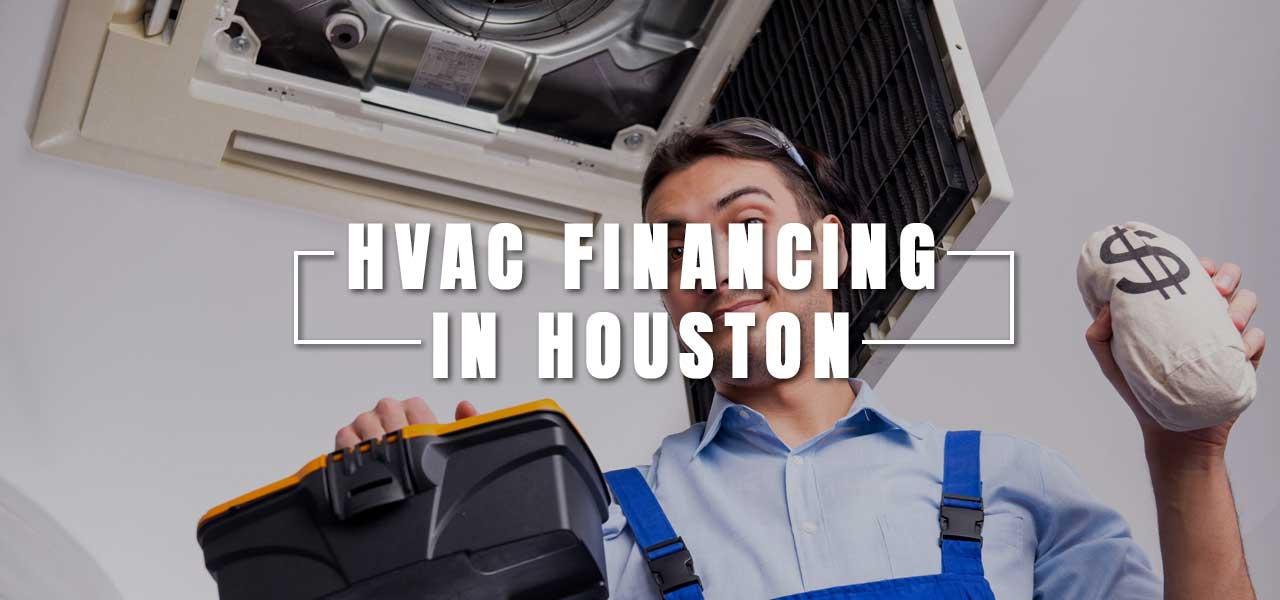 HVAC Financing in Houston