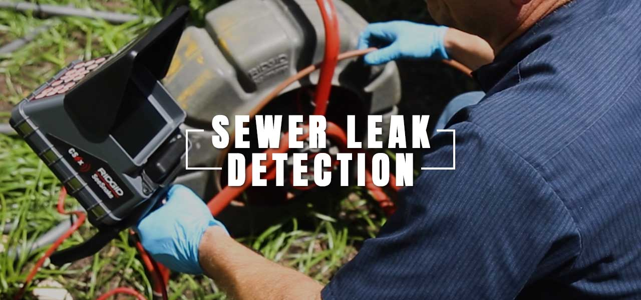 """Sewer Leak Detection"""