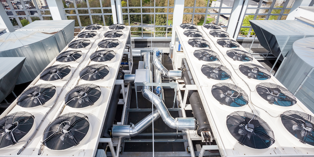 Commercial HVAC Services in Houston