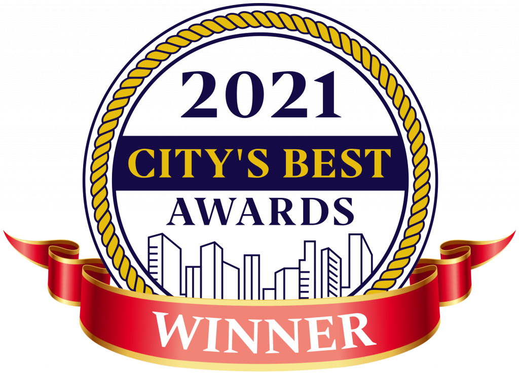 2021 City's Best Awards Winner
