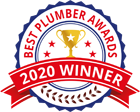 Best Plumber Awards 2020 Badge