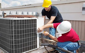 HVAC Services in Houston