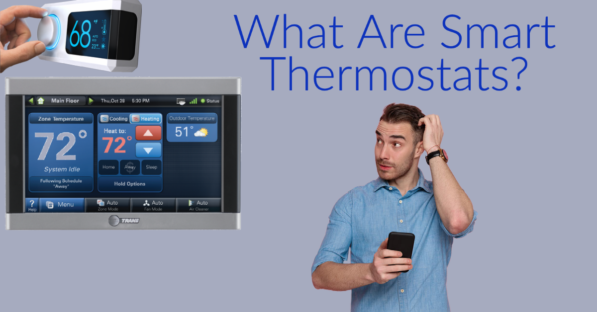 Smart Thermostats All About